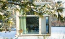 Eestlaste loodud väikeelamu KODA on üks innovaatilisemaid maailmas — astume sisse!