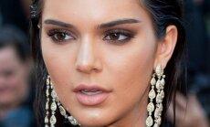 FOTO: Kendall Jenner kandis Cannes'i filmifestivalil üliseksikat läbipaistvat kleiti