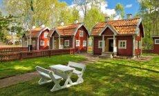 Astrid Lindgreni maale Vimmerbys on ehitatud ka Bullerby laste kodud
