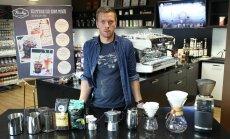 KOHVIKOOL: Eestlased joovad filtrikohvi selle puuviljasuse pärast, itaallased aga espressot selle kanguse tõttu