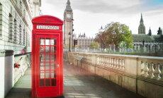 Знаменитые красные телефонные будки в Лондоне станут черными