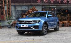 FOTOD: Hiinlased kloonisid auto enne, kui tootja selle ise valmis sai