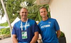 Gerd Kanter ja Rasmus Mägi