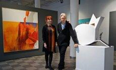 Sirje ja Per William Peterseni näitusel tasub aja maha võtta.