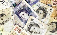 Британский фунт обвалился до минимума за 168 лет