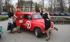 """TV3 """"Seitsmeste"""" daamid käisid meelelahutusauhindade galal Zaporožetsitega"""