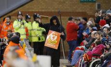 Liverpooli fännid protestivad
