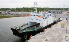 Uued parvlaevad oktoobris liinile ei jõua