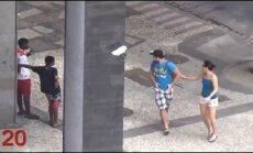 VIDEO: Olümpialinnas tegutsevad nahaalsed taskuvargad