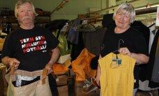 Loksa õmblusfirma Rutiks teeb taaskasutustooteid Soome ökodisaini firmale