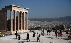 Kreeka turism tõuseb tuhast: nii turistide arv kui tulu kasvavad kiiresti