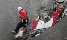 Prantsuse päästja Germanwingsi lennuki allakukkumispaigast: see mägi on põrgu, seal töötamine õudus