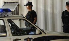 Hiina politsei