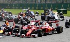 Avakurvis kohtusid Sebastian Vettel, Kimi Räikkönen ja Max Verstappen. Nagu ikka, läksid arvamused süüdlase kohtalahku.