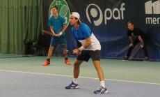Vladimir Ivanov ja Kenneth Raisma alustasid paarismängus turniiri võiduga