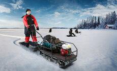 Liikumisvahendid jääl: motokoer