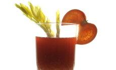 Grillikõrvane rüübe: Igasugune vürtsikas tomatimahlapõhine jook sobib liha juurde imeliselt
