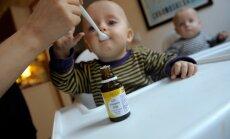 Taanis sai D-vitamiini tilkadest üledoosi 80 väikelast, kellest osa kannatas mürgistusnähtude all veel kaheksa nädalat pärast üledoosi saamist.