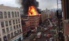 Manhattani tulekahju