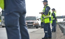 Politsei tabas reidi käigus Tallinna-Tartu maanteel reisibussi roolist joobes juhi