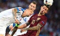 Venemaa vs Slovakkia