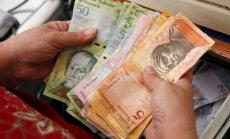 МВФ: инфляция в Венесуэле в 2017 году может превысить 1600%