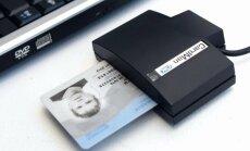 ID-kaart, ID-kaardilugeja