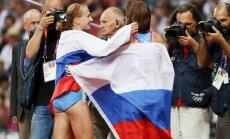 Venemaa kergejõustiklased