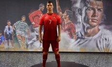 Ronaldo muuseum Madeiral Funchalis