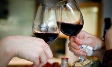 Красное вино защищает мозг от старения