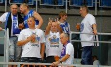 Eesti vs Poola korvpallimängu eel