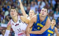 Läti vs Ukraina korvpall
