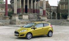Nii pisike ja nii kuulus: Ford Fiesta nelikümmend aastat pildis ja sõnas