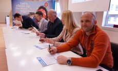Eesti sportlased panevad Teeme Ära koristuskampaaniale käed külge