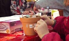 Maamessi külastajad annetasid haigetele lastele ligi 800 eurot