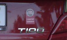 Motorsi proovisõit: Fiat Tipo - itaallaste autod on kõik kenad ja elegantsed