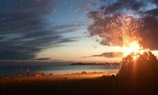 Lugejate pildid muinastulede ööst