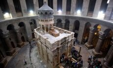 Ученые предупредили об опасности разрушения Гроба Господня
