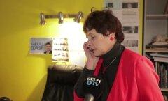 VIDEO: Vallandatud Kesknädala peatoimetaja jättis bürooga hüvasti ning ennustas Keskerakonna sisesõja järgmist episoodi