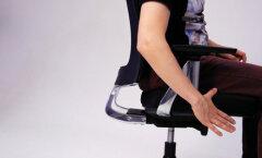 Лайфхаки на Delfi. Физиотерапевт спешит на помощь: как обустроить свое рабочее место