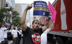 Philadelphias kehtestatav limonaadimaks ajas vihaseks nii linnarahva kui ka Coca-Cola ja Pepsi