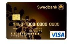 2 = 1 ehk rohkemate võimalustega krediitkaart ettevõttele