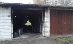 FOTO: Mustamäe südames hirmutab möödujaid geto-garaaž