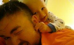 Isa blogi: ma ei julge silmi lahti teha, sest ma kardan, et see ei ole uni
