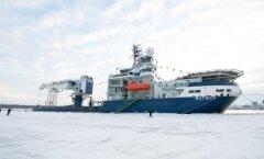 Botnica jäävalves olek neelab igal talvel jäälõhkumise eelarvest lõviosa.