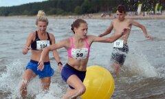 Meremiili jooks 2016 Narva-Jõesuus