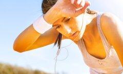 Higistamist saab ennetada ja ebameeldivast lõhnast vabaneda