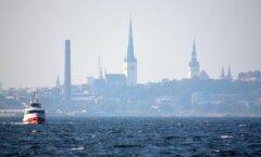 Homsest hakkab Tallinna Kalasadamast Aegnale sõitma reisilaev Vesta