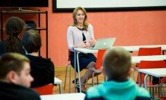 Eva Ilvese loeng Narva Kolledžis