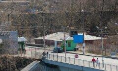Пограничники советуют заранее бронировать время пересечения эстонско-российской границы